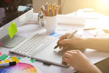 Visual content creation tools for stunning social media campaigns