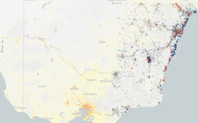 Facebook Disaster Maps Help Those Affected by Australia's Bushfires