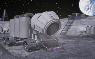 NASA's NIAC Program Gives a Sneak Peek at the Future of Space Travel