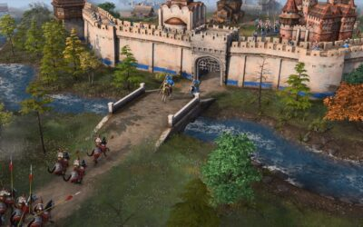 Age of Empires IVWants to Teach You a Lesson